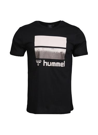 Hummel Erkek Tişört Rico 911017-2001 Siyah